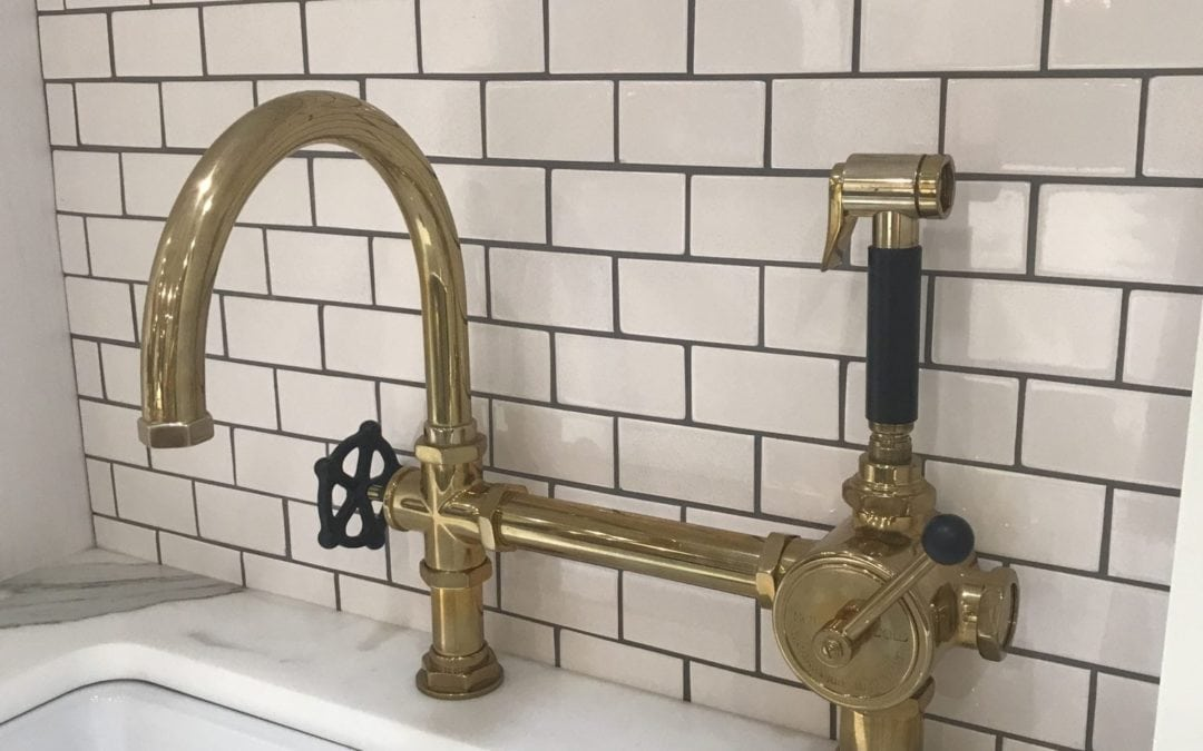 A Serious Plumbing Passion Noble Designs